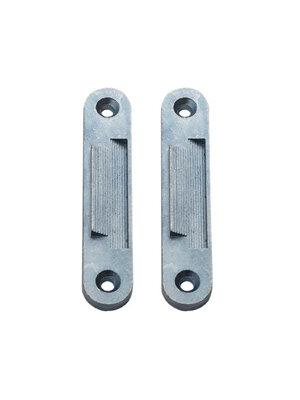 8041 zabezpieczenie przeciwwyważeniowe strony zawiasowej ocynk srebrny