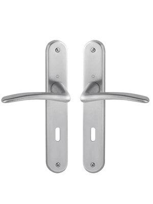 Klamka drzwiowa Istanbul BB - klucz piórowy