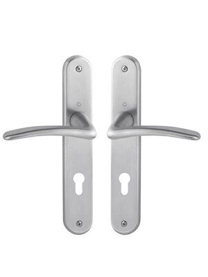 Klamka drzwiowa Istanbul PZ - wkładka bębenkowa