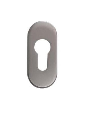 Rozeta drzwiowa PZ 9 mm owalna