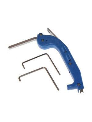 Klamka montażowa z kluczami Maco