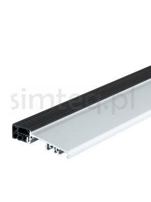 Próg drzwiowy EIFEL 90 T czarny