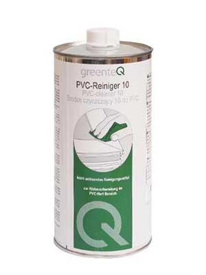 Środek do czyszczenia PVC greenteQ - odpowiednik Cosmofen 10