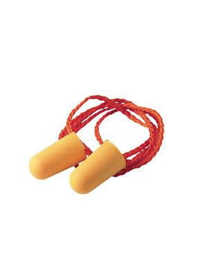 Wkładki przeciwhałasowe ze sznurkiem