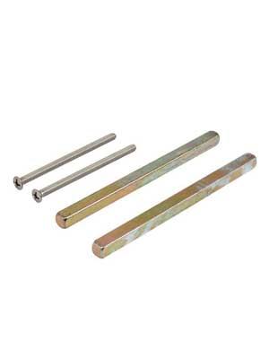 Mocowanie klamki HS greenteQ do drzwi 80-90 mm