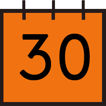 30 dni